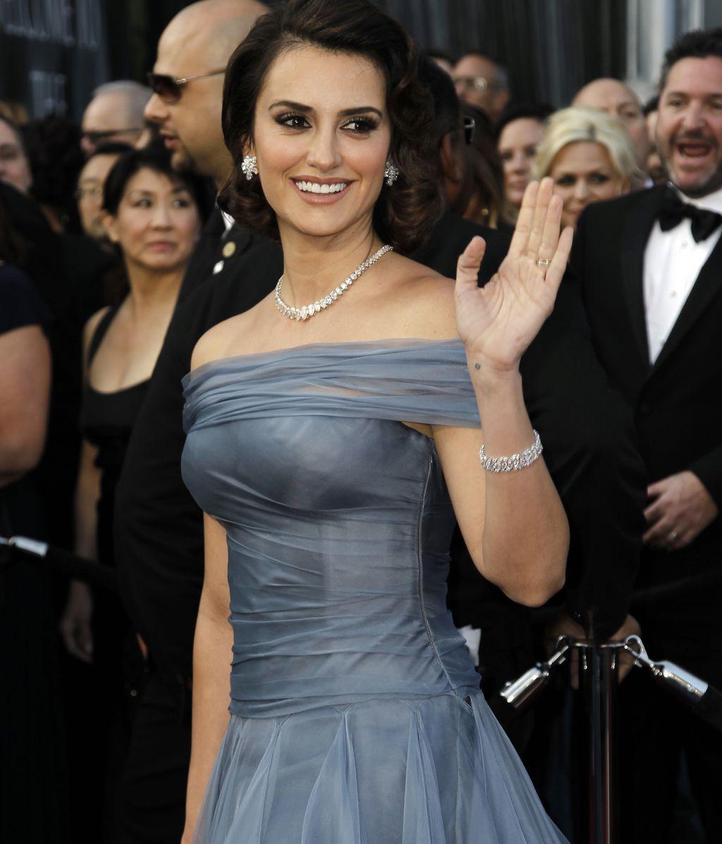 Penélope Cruz deslumbra en los Oscar