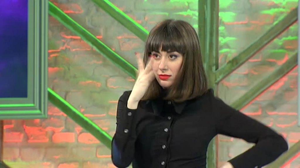 Natalia, la nueva diva de 'Cámbiame'