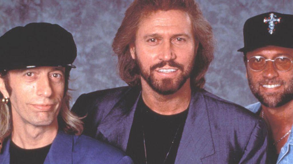 Bee Gees, míticos de la música disco