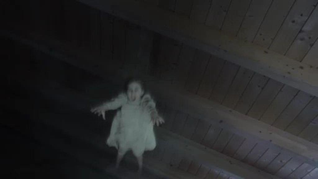 """Richard Vaughan: """"Mi pareja vio en la ventana una niña flotando en el techo"""""""
