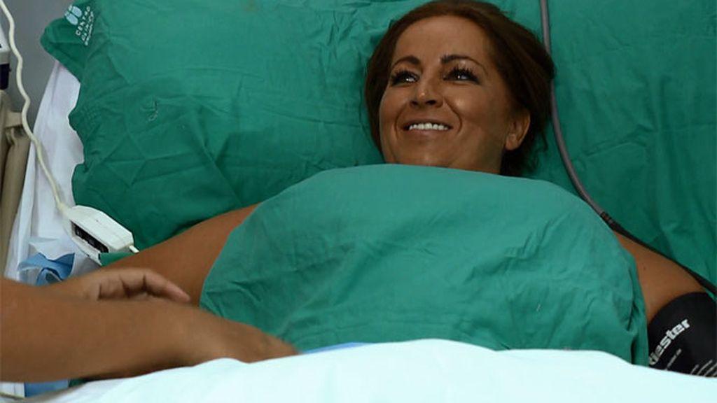 """Raquel, al salir de la operación: """"¡Me han quitado 1,900 kg de mondongo!"""""""