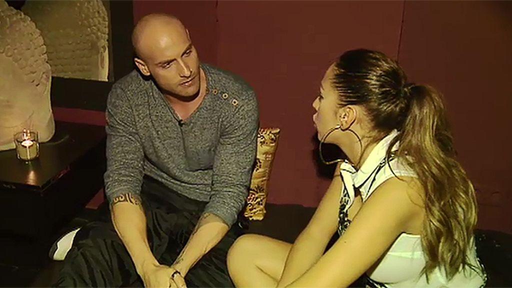 Cita Steisy e Iván (21/11/2014)