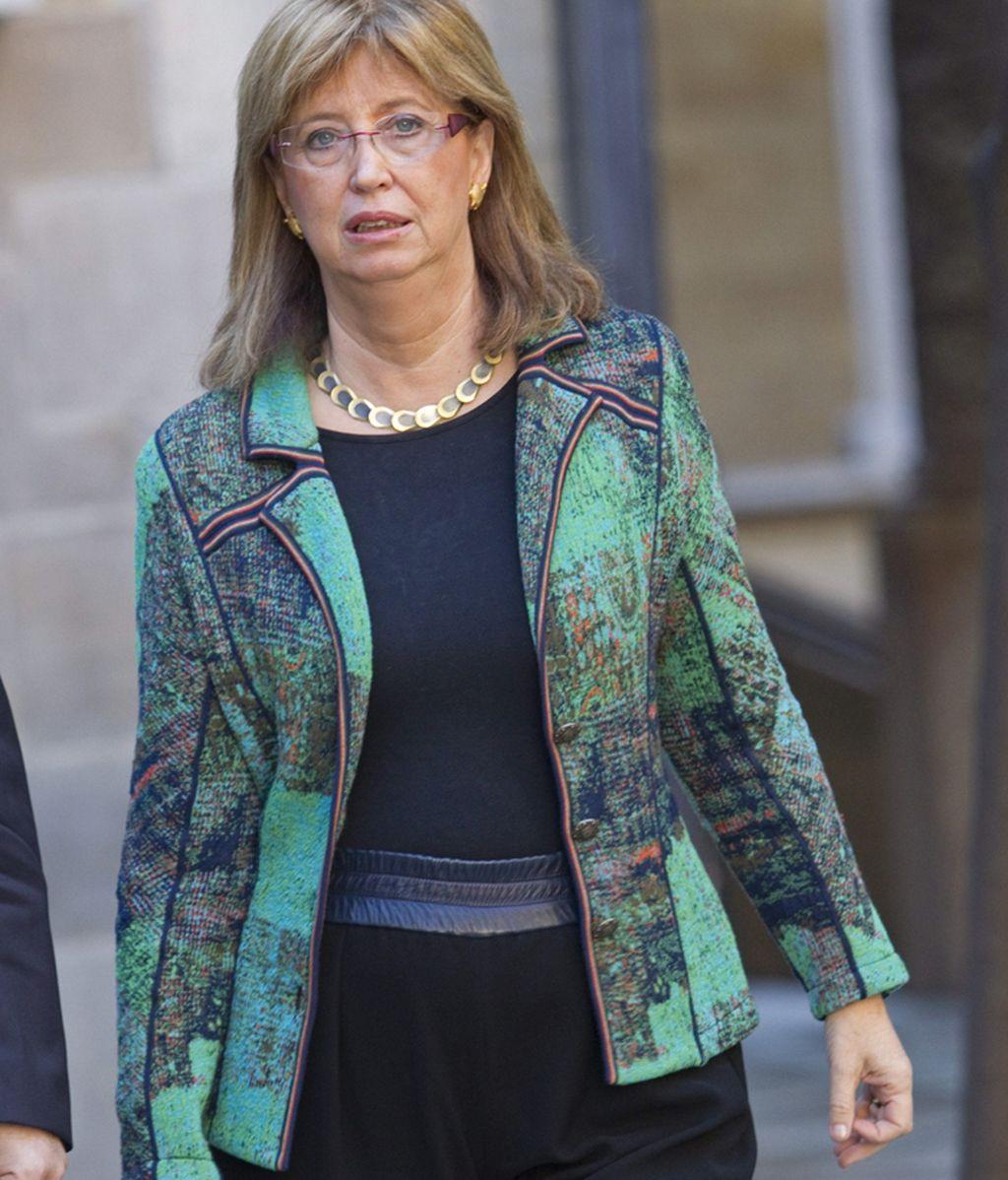 Irene Rigau, Consejera de Educación de la Generalitat de Cataluña