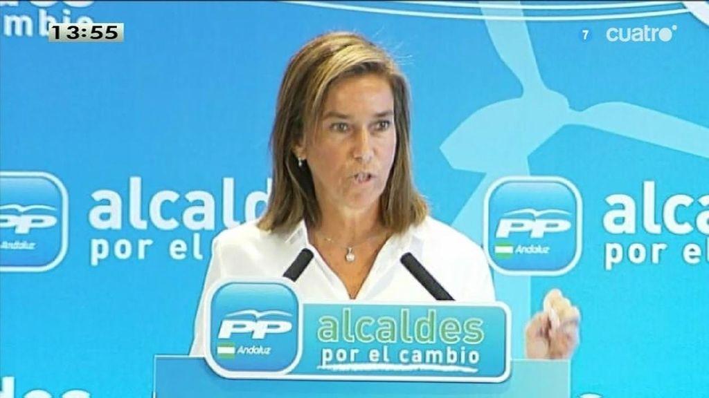 Ana Mato ya tiene nuevo cargo con... ¡casi 4.000 euros al mes de sueldo!