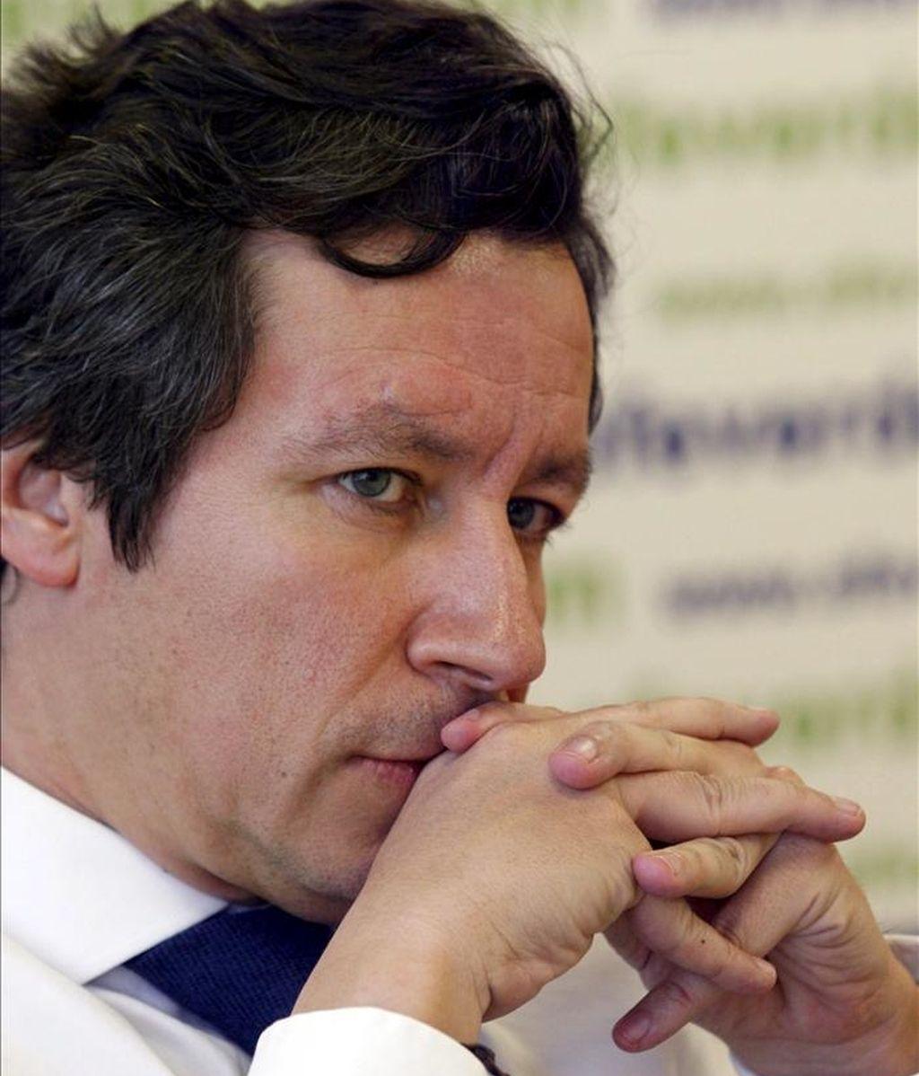 El diputado del PP Carlos Floriano. EFE/Archivo