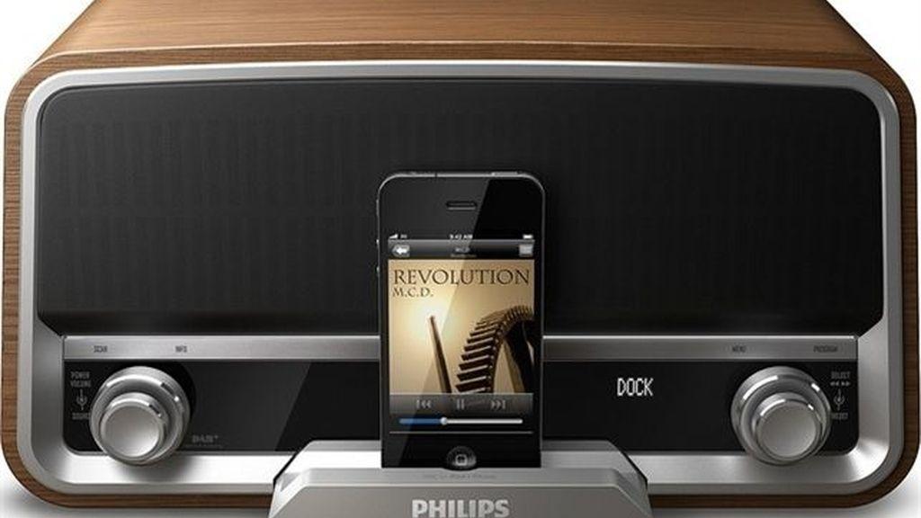 Philips iPhone dock