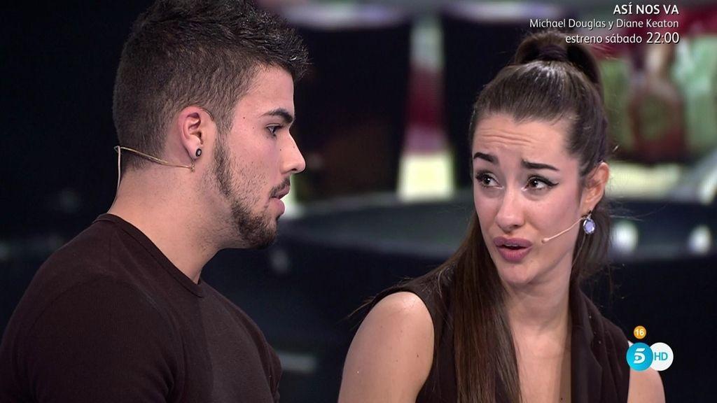 """Adara, de la relación de Pol y Miguel: """"No he visto ni la cuarta parte de lo que ha pasado"""""""