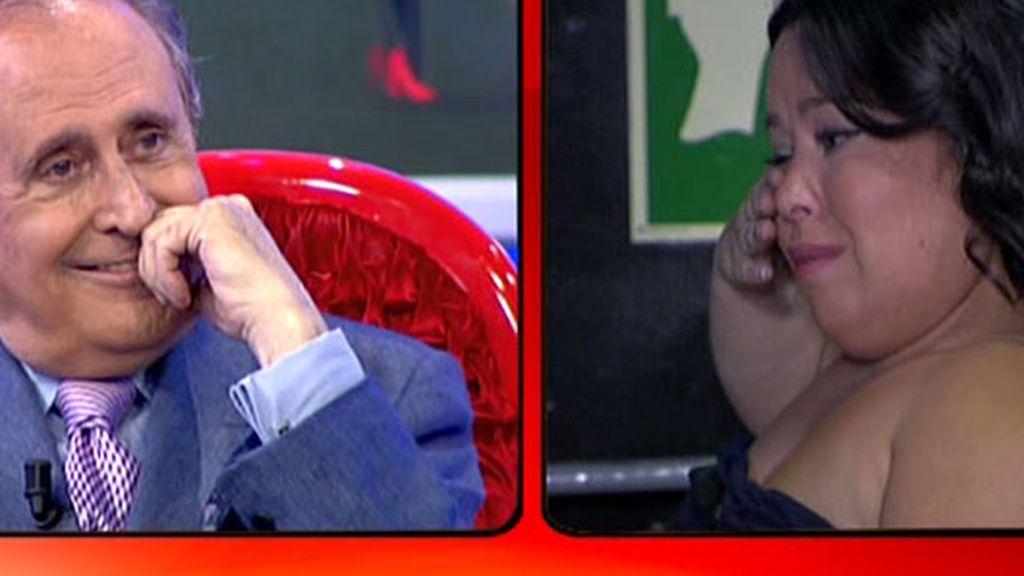 El comentario desafortunado de Peñafiel a Chiqui...