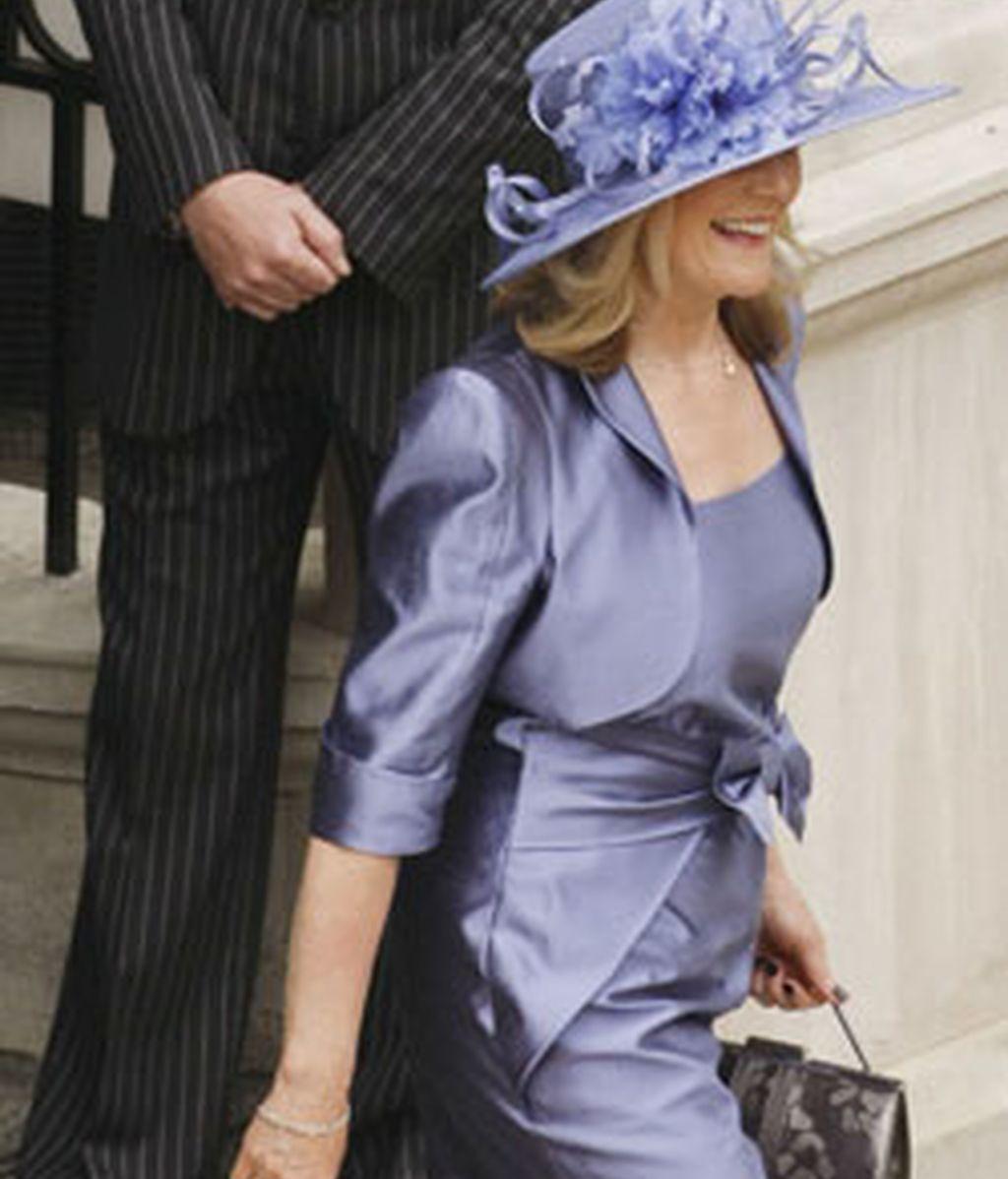 Las peor vestidas de la boda real