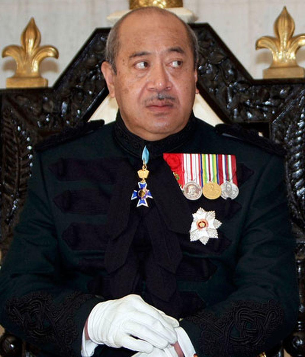 Rey de Tonga