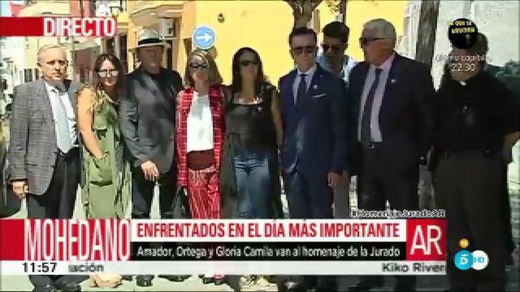 """Ortega Cano: """"Ayer estuvimos paseando por la playa y recordando a Rocío"""""""