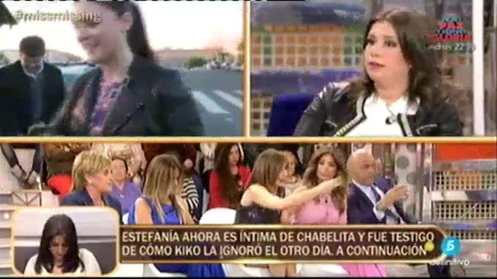 """Anabel: """"Mi padre ha perdido el sentido con María Jesús Ruiz"""""""