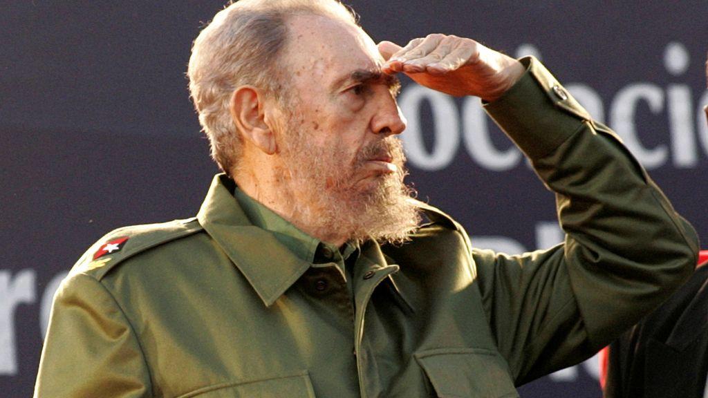 Fidel Castro, el hombre de la Revolución Cubana