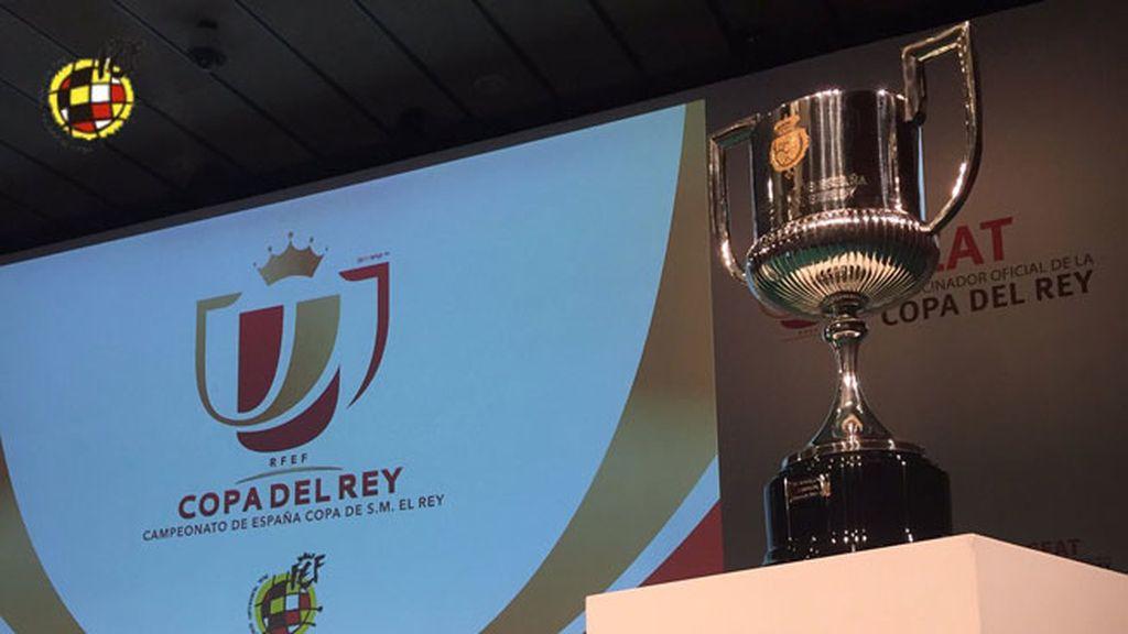 Real Madrid-Sevilla, Athletic-Barcelona y Las Palmas-Atlético, en octavos de la Copa del Rey