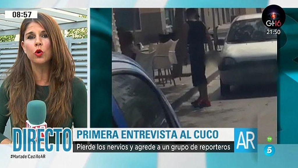 """El 'Cuco', a Rocío Romero: """"Eres una mujer y no te voy a poner la mano encima"""""""