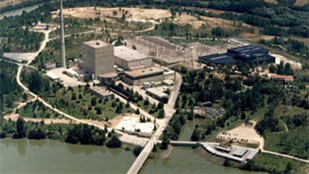 La Central Nuclear de Santa María de Garoña, en una imágen de archivo.