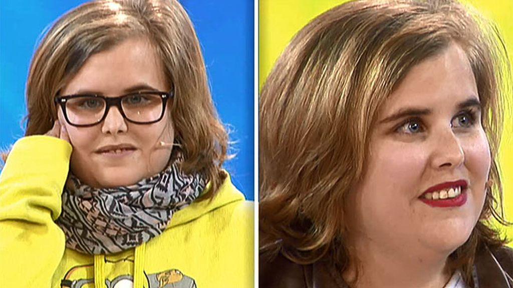 Cambio exprés: Aroa deja de tener cara de niña gracias a Pelayo, Cristina y Natalia