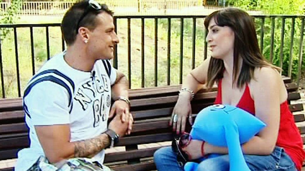 Ferchu y Victoria (17/08/11)