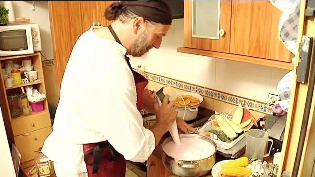 Lecciones de lo que no se debe hacer nunca en una cocina