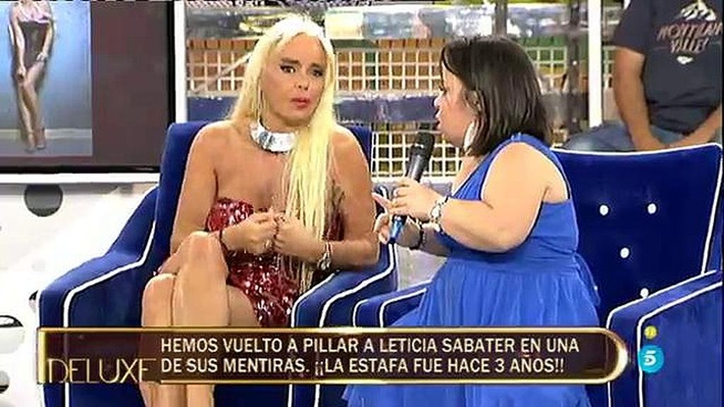 Chiqui niega que recomendara a Leticia Sabater al empresario de Benidorm