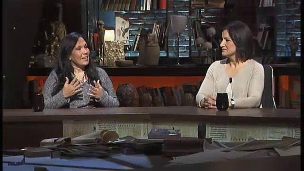 """Rosina Rojas: """"Una mujer vestida de negro me dijo 'Tú hijo se va a salvar'"""""""