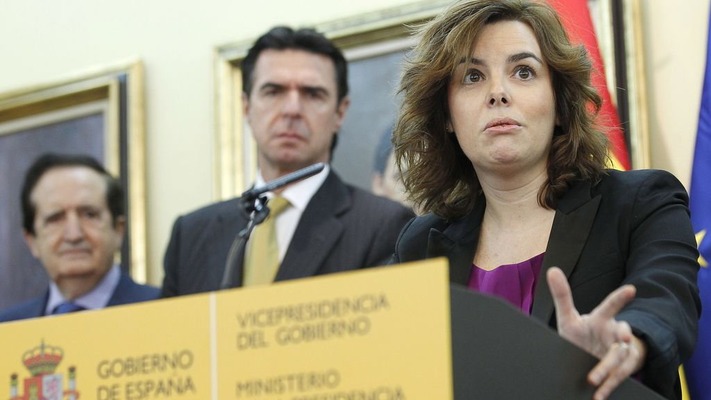 Soraya Sáenz de Santamaría,PP