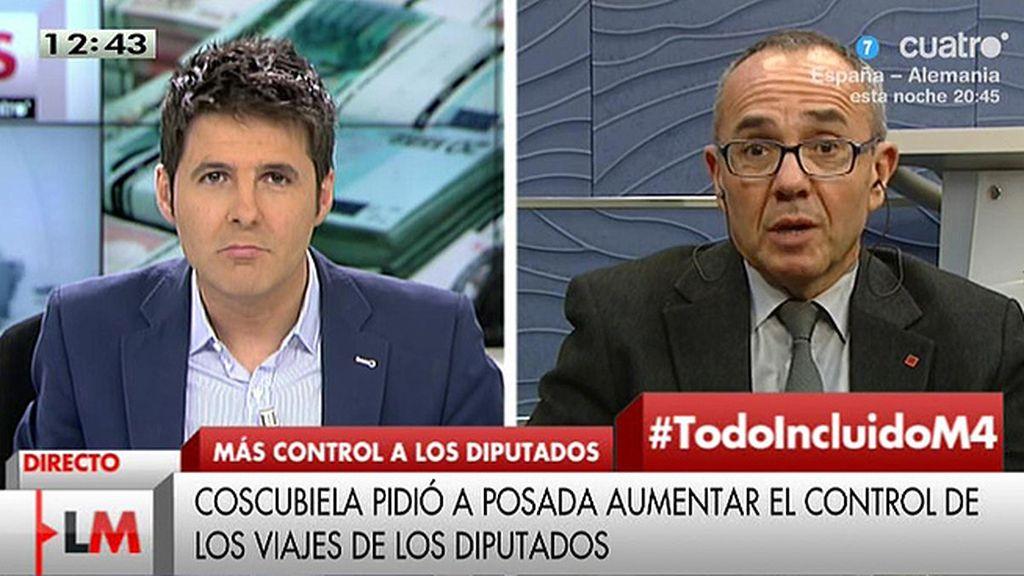 """Coscubiela: """"No hay transparencia suficiente"""""""