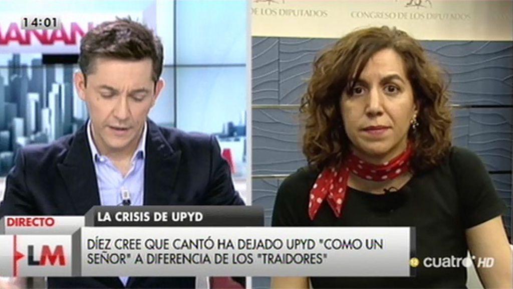 """Lozano: """"Vamos a configurar una candidatura que dé la batalla por este proyecto"""""""