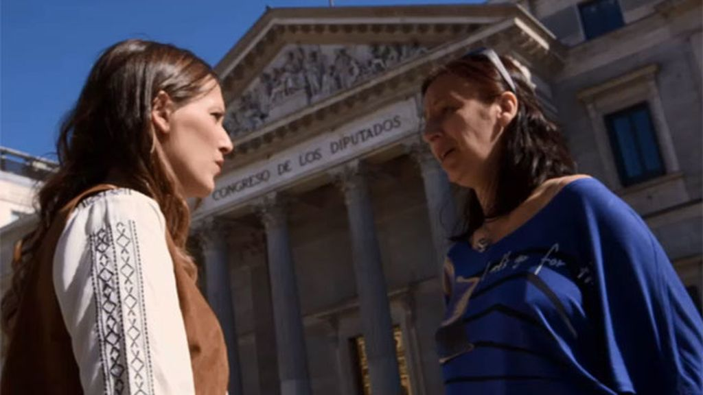 Adela Úcar se enfrenta a las diferencias entre ser pareja de hecho y matrimonio