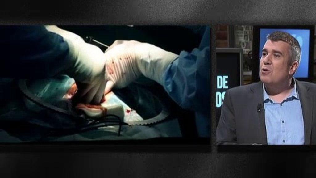 Santiago Camacho se sumerge en la 'deep web' para denunciar el tráfico de órganos