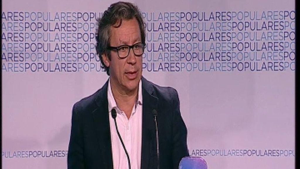 """Floriano: """"Hemos vuelto a ganar las elecciones municipales y autonómicas"""""""