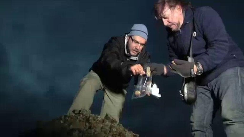 El viaje en busca de las minas abandonadas de wolframio