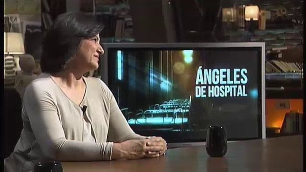 "Joaquina Carrasco: ""Se me acercó una mujer de la que solamente recuerdo su dulce voz"""