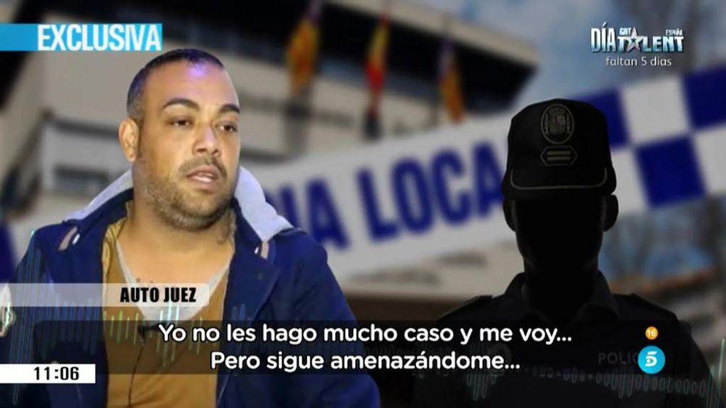 El hijo de la Paca, testigo de la trama policial corrupta de Palma, asegura está amenazado