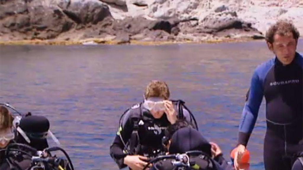 El bautismo acuático