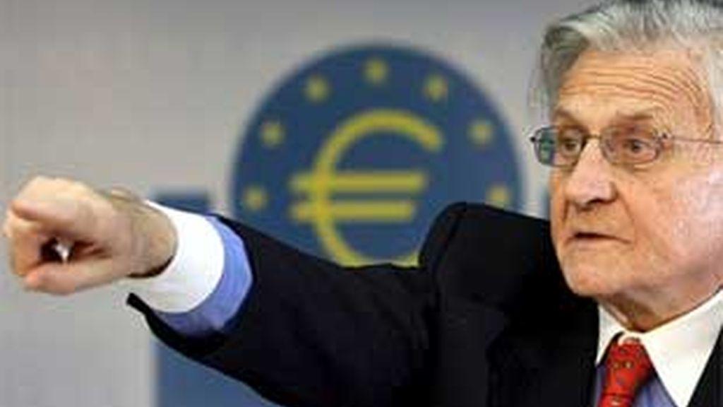 La financiación que las entidades obtienen del BCE ha repuntado por de nuevo tras la caída que registró en junio. FOTO: EFE/Archivo