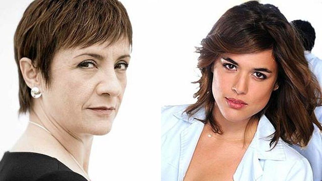Blanca Portillo y Adriana Ugarte