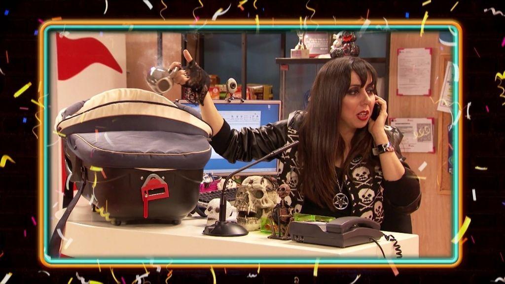 'Farruco', el agua 'jaliente' y otras perlas de Carmen Ruiz en el rodaje