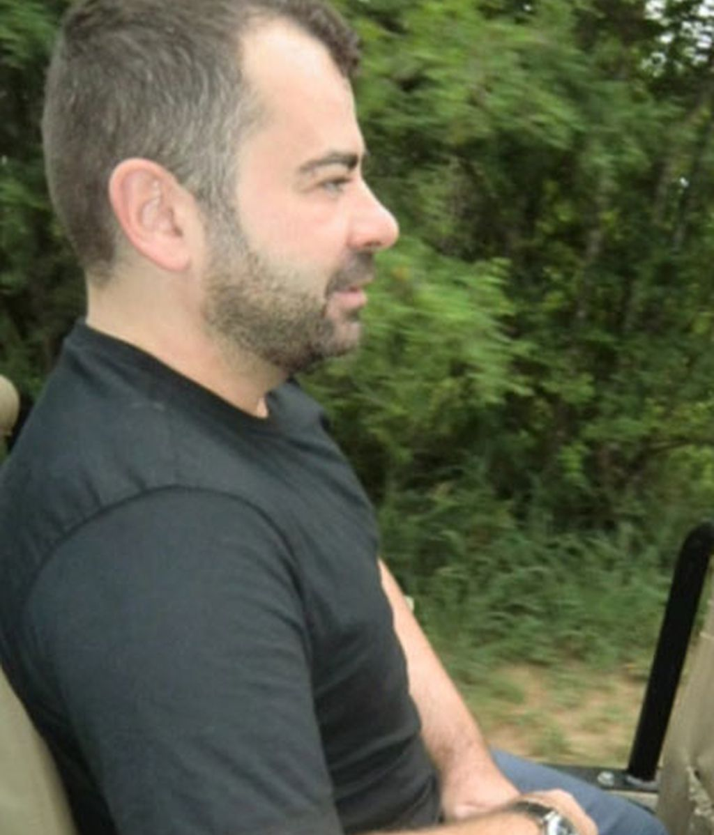 El safari de Jorge Javier Vázquez