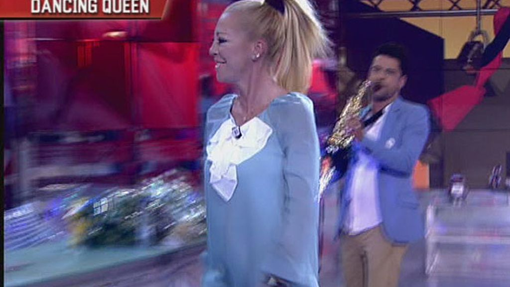 Belén Esteban 'Dancing Queen'