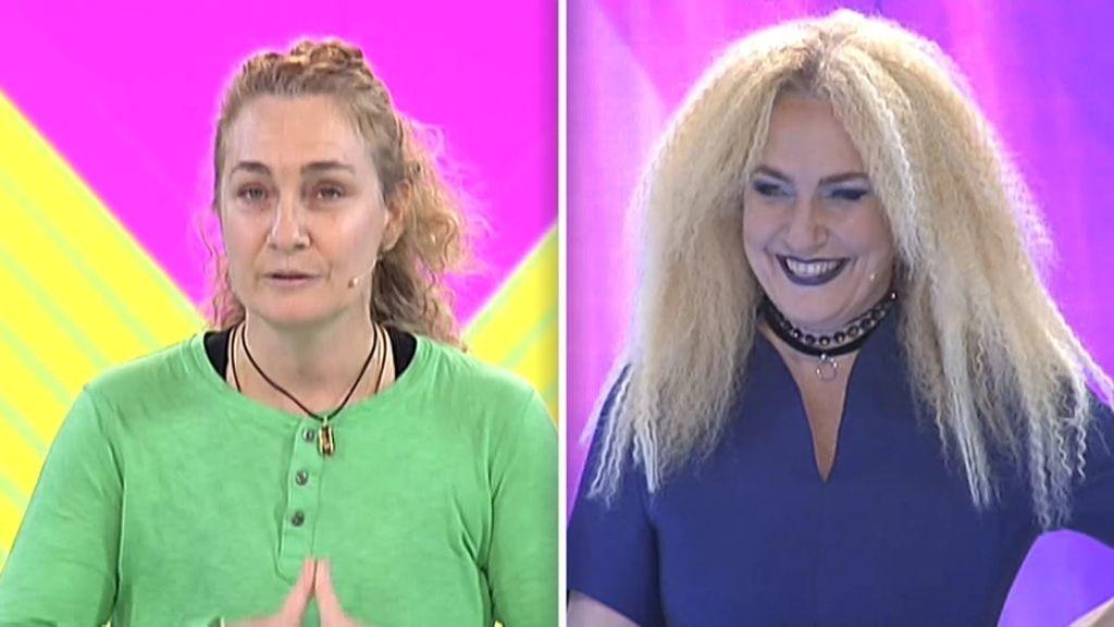 ¿Look de la 'Bruja Avería'? A Cristina y Natalia no les convence el cambio de Pelayo