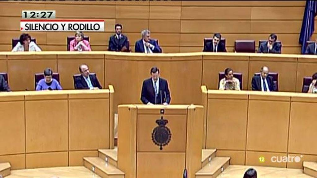 Mariano Rajoy, el presidente que menos ha comparecido ante el Congreso