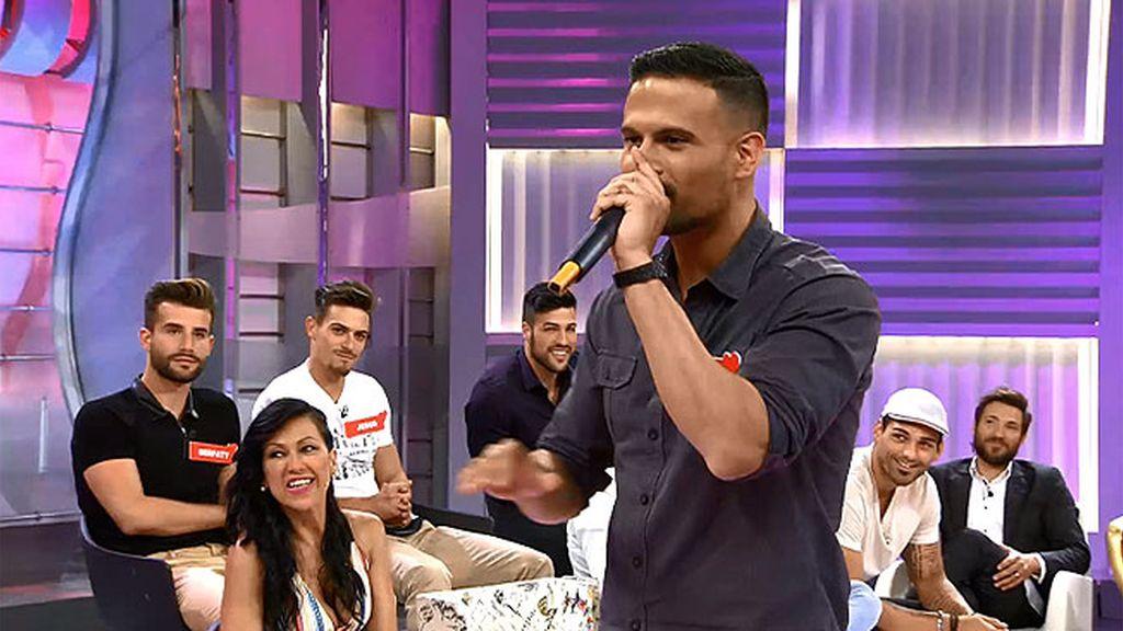 Javo se despide de Sofía con 'beatbox'