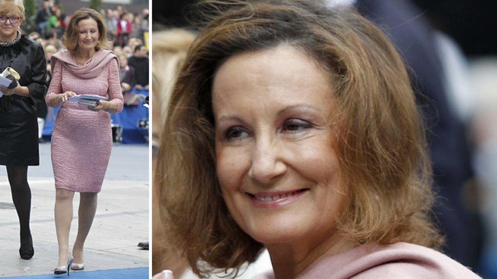 Paloma Rocasolano, madre de Letizia