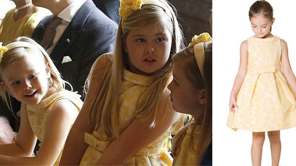 vestido pili carrera holanda
