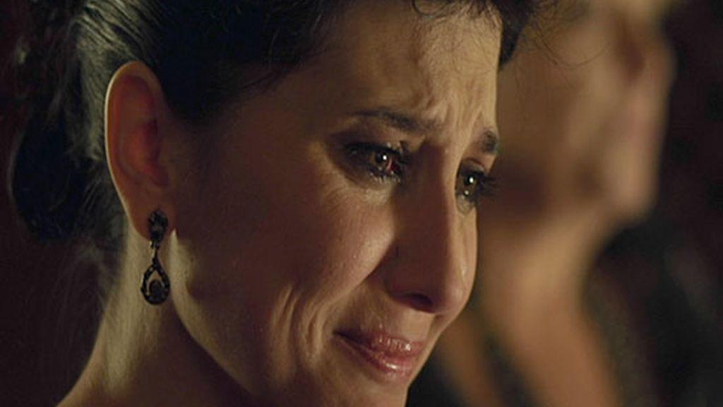 El intento de suicidio de Matilde Solís