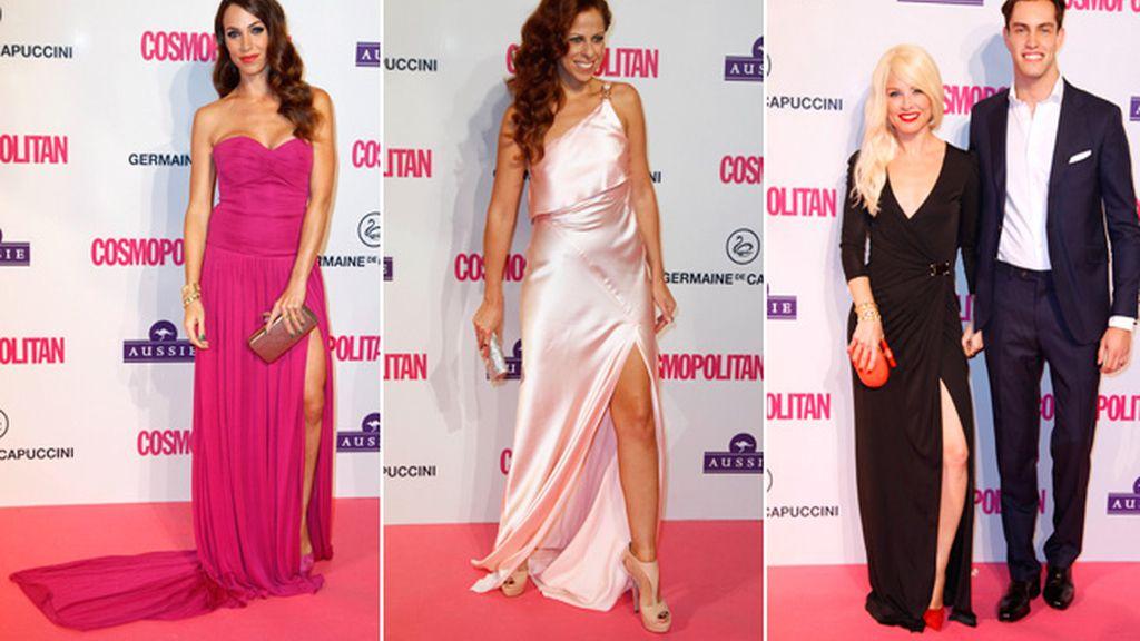 Las famosas se marcan un Angelina