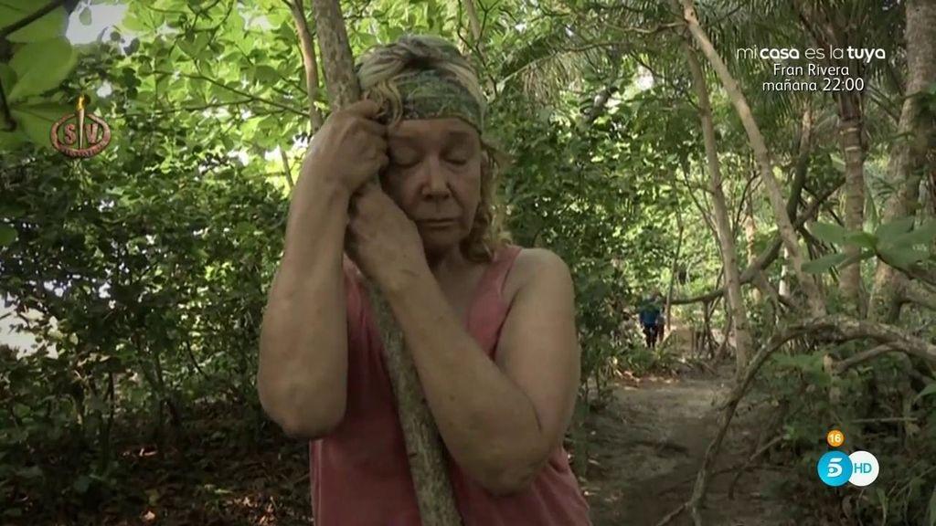 El hambre empieza a pasar factura a los habitantes de Laguna Cacao
