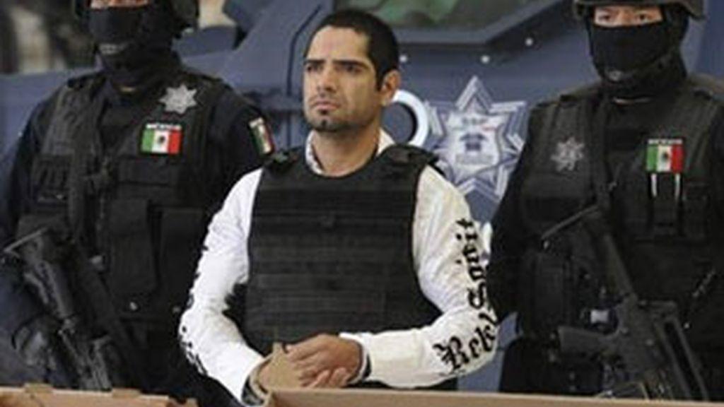 El Diego, capo del cártel del Juárez.