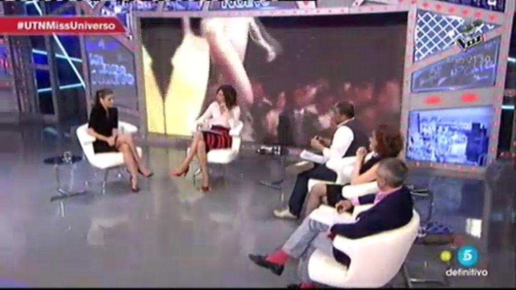 """Stefanía Fdez: """"El pueblo venezolano necesita que oposición y gobierno se unan"""""""